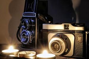 camara fotografica retro