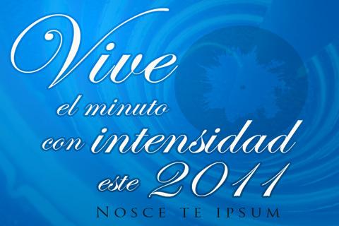 vive el minuto con intensidad 2011