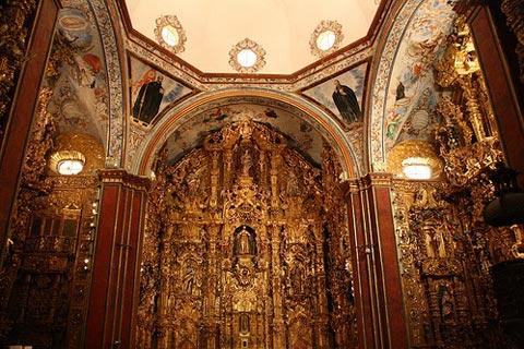 Museo Nacional del Virreinato: Ensayo