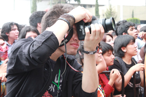 fotografo profesional david ocadiz, julio flores, Origen Media