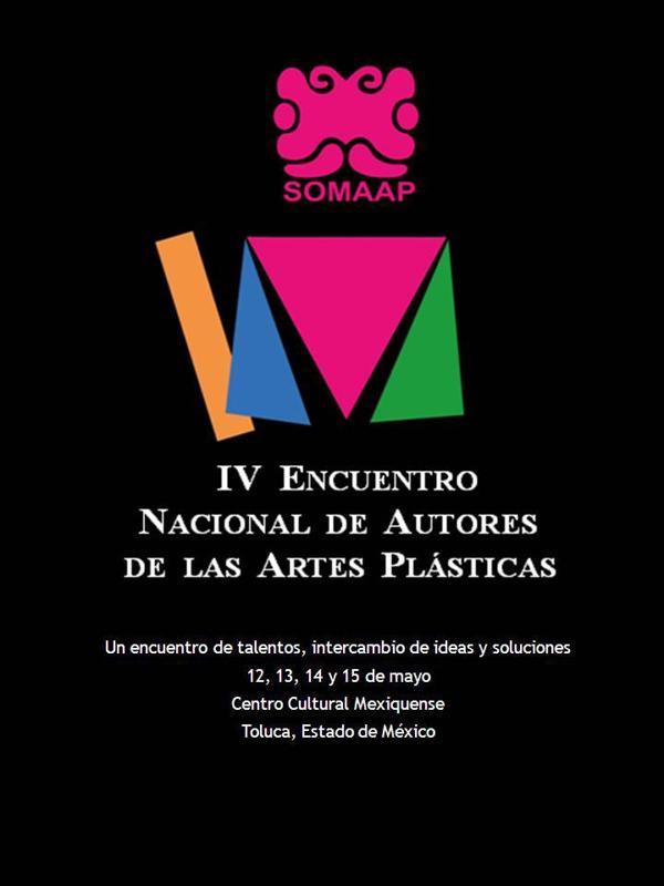 SOMAAP Encuentro Nacional de Autores de las Artes Plásticas