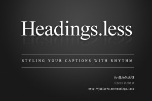 Styling Your Captions With Rhythm