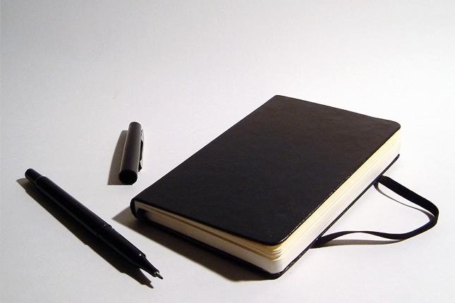 cuaderno de bocetaje